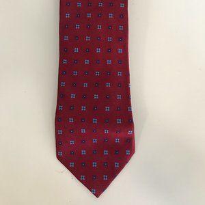 Lot of Five (5) Brooks Brothers 100% Silk Ties